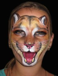 1000 images about dieren schminken on pinterest face paintings wolf face paint and wolf face. Black Bedroom Furniture Sets. Home Design Ideas
