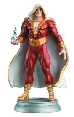 Shazam Products : DC SUPERHERO CHESS FIGURINE COLLECTION MAGAZINE #51 SHAZAM WHITE PAWN