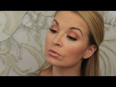Spring Trend Makeup, Pink Bronze Makeup Tutorial, MAC Pigment