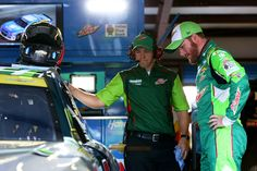 Dale Earnhardt Jr. Photos - Talladega Superspeedway - Day 1 - Zimbio