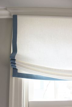 KK Dining Room roman shades with border - Google Search (not this fabric or trim)