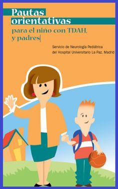 Hoy os presentamos un documento con pautas orientativas para niños con TDAH y padres  http://www.racoinfantil.com/curiosidades/tdah/pautas-orientativas/