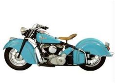 1948 Indian Motorcycle