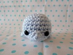 dolphin amigurumi - free pattern and tutorial