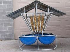 Custom Sheep, Goat, and Calf feeders for sale $275 by christian
