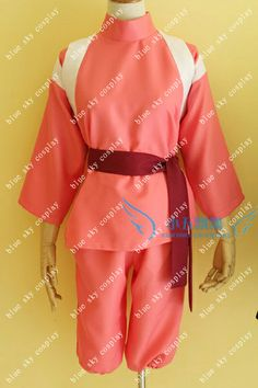 Anime Hayao Miyazaki Spirited Away Kimono Chihiro Cosplay Sen Haku Miyazaki Costum Cosplay Custom Made Cheap Cosplay Costumes, Fantasy Costumes, Anime Costumes, Cosplay Outfits, Cosplay Ideas, Costume Ideas, Anime Halloween, Halloween Cosplay, Spirit Halloween
