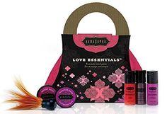 Kama Sutra Intimate Gift Sets & Fun Travel Kits LOVE ESSENTIALS ROMANTIC TRAVEL PURSE