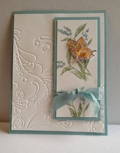 Good-bye Nature Walk by smithr66 - Cards and Paper Crafts at Splitcoaststampers