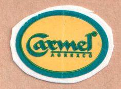 fruit sticker #carmel