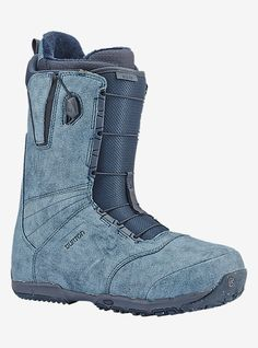Shop the Burton Ruler Snowboard Boot along with more Men's Snowboard Boots from Winter 16 at Burton.com
