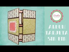 Tutorial: Album Tarjeta sin fin - YouTube