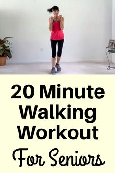 Fitness Workout For Women, Fitness Diet, Health Fitness, Fitness Motivation, Senior Fitness, Senior Workout, Walking Exercise, Workout Videos, Exercise Videos