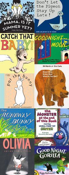 Motherhood Mondays: 10 Favorite Bedtime Stories | A Cup of Jo