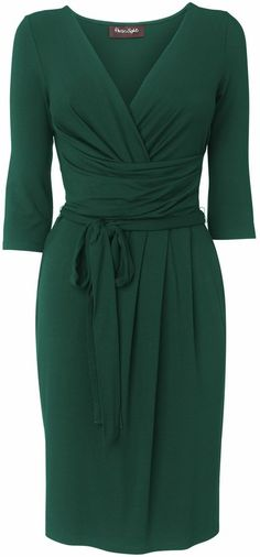 House of Fraser Phase Eight Fixed wrap dress on shopstyle.com Wrap Dress  Formal 89371ed091