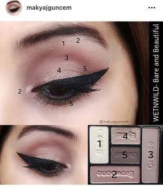 Quintets Fancy and Complex or Fun and Easy picture 1 Cake Face Makeup, Kiss Makeup, Makeup Art, Beauty Makeup, Smokey Eye Makeup, Eyeshadow Makeup, Eyeshadow Palette, Simple Eye Makeup, Makeup For Green Eyes