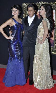 Katrina Kaif and Anushuka Sharma