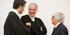 Formula-1 boss Bernie Ecclestone pays to end bribery trial...!!!