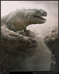 Glaurung & Turin (3D)