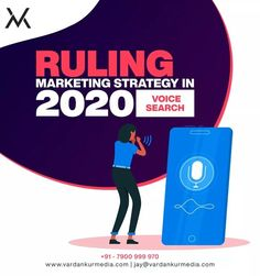 We are in 2020 and it is very important to stay updated with the new marketing strategies that are ruling the market. 🔥😇  According to us Voice search is definitely one of them . Statically the proven fact is 50% of the searches are on voice search. 🎤🎧  What is your opinion? Digital Marketing Services, Marketing Strategies, The Voice, Facts, Search, Searching