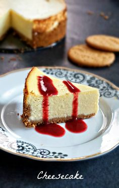 Cheesecake - Rappelle toi des mets