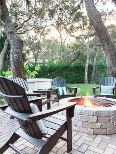 A smart redesign of the backyard creates an outdoor paradise with improved water views and enticing amenities.