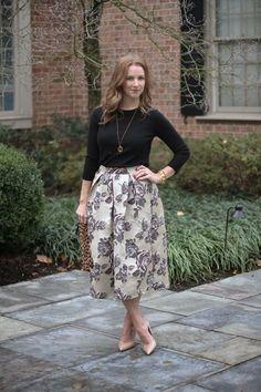 @chicwish skirt