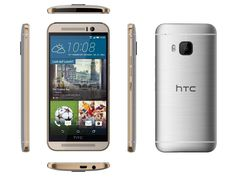 NOWY HTC ONE M9 SILVER GOLD GWARANCJA 24M-C FV 23%