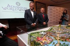 Adventure World #Warsaw Parks & Resort's Groundbreaking Ceremony set for July 21, 2012