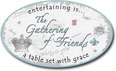 The Gathering of Friends Cookbooks