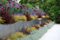 private garden in Northern California, created by Jarrod Baumann, a most talented young landscape architect with his firm Zaterre Landscape Architecture.
