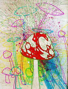More awesome mushroom art!