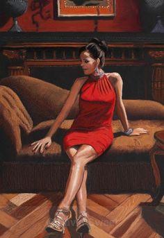 Vaudeville IV - Paintings David, Paintings, Sweet, Inspiration, Fashion, Candy, Biblical Inspiration, Moda, Fashion Styles
