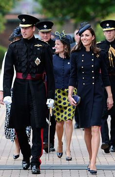 The Kate Middleton Look Book -- The Cut