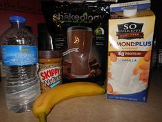 Mommy Gets Fit: Chocolate Peanut Butter Banana Shakeology!