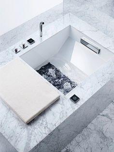 Foot Bath from Dornbracht