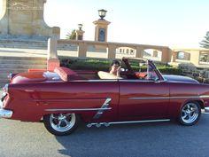 1953 FORD CUSTOMLINE superchared V8!