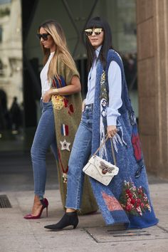 The Best Street Style Inspiration & More Details That Make the Difference Best Street Style, Milan Fashion Week Street Style, Looks Street Style, Milano Fashion Week, Spring Street Style, Cool Street Fashion, Street Chic, Look Fashion, Winter Fashion