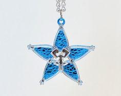Kingdom Hearts Personalized Friendship Wayfinder Necklace or Keychain on Etsy, $15.00