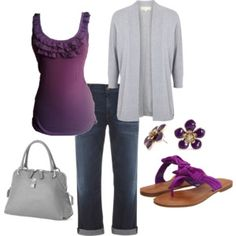 casual wear - Polyvore