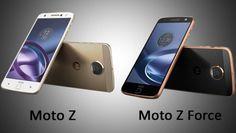 Desbloquear el bootloader Motorola Moto Z y Moto Z Force