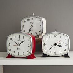 Newgate Alarm Clock - Toledo #WestElm