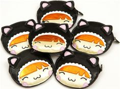 Momiji coin purses  #momiji #momijidolls #gift #cute #kawaii