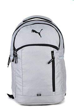 ac41bd87e7a2 Puma Quarry and Puma Black Casual Backpack (7554401)