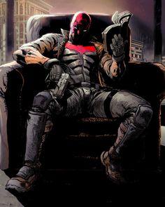 jason todd and the outlaws Arkham Knight, Batman Arkham, Nightwing, Batman Red Hood, Batman Robin, Character Art, Character Design, Red Hood Jason Todd, Univers Dc