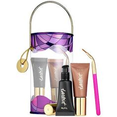 Shop tarte's Gallery Gals Deluxe Tarteist Eyeliner Set at Sephora. This deluxe duo of creamy clay paint liners comes with a travel-friendly application brush.