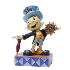Official Conscience Jiminy Cricket