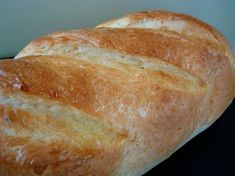 We L.O.V.E. this french bread! I make it at least weekly either in loaves or in rolls for sammies. YUM!