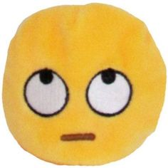 Emoji Bean Bag Eye Roll Multicolor