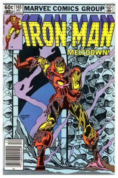 Iron Man 165 (VF)