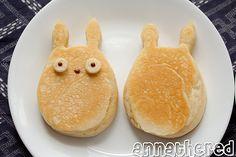 Totoro breakfast